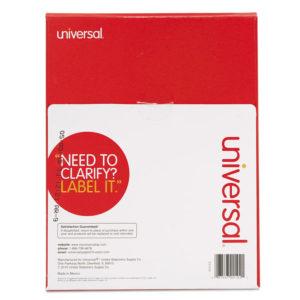 Universal® Copier Mailing Labels