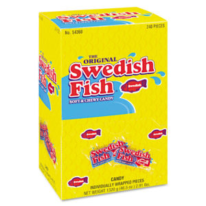 Swedish Fish® Soft and Chewy Candy