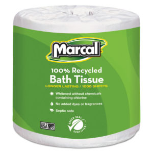 Marcal® 100% Premium Recycled Bathroom Tissue