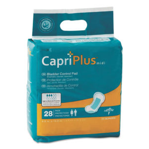Medline Capri Plus™ Bladder Control Pads