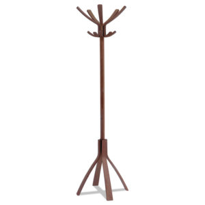 Alba™ Café Wood Coat Stand