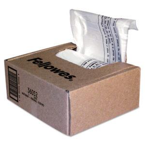 Fellowes® Shredder Waste Bags