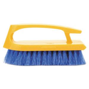 Rubbermaid® Commercial Iron-Shaped Handle Scrub Brush