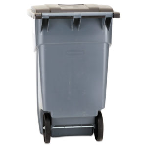 Rubbermaid® Commercial Square Brute® Rollout Container