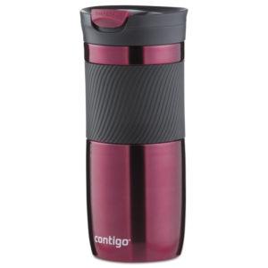 Contigo® Byron Snapseal™ Stainless Steel Travel Mug