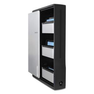 Ergotron® Zip12 Charging Wall Cabinet