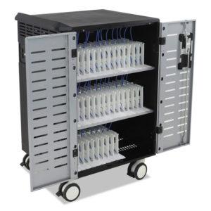 Ergotron® Zip40 Charging and Management Cart