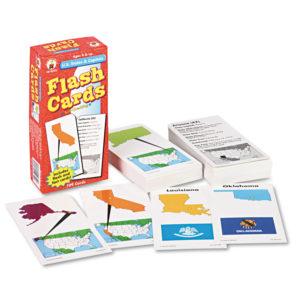 Carson-Dellosa Publishing Flash Cards