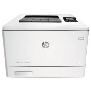 HP Color LaserJet Pro M452 Series