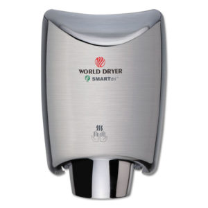 WORLD DRYER® SMARTdri Hand Dryer
