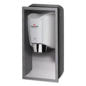 WORLD DRYER® SMARTdri Hand Dryer Recess Kit