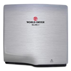 WORLD DRYER® SLIMdri Hand Dryer
