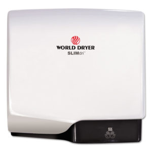 WORLD DRYER® SLIMdri Hand Dryer