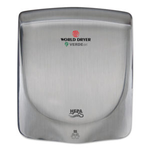 WORLD DRYER® VERDEdri Hand Dryer