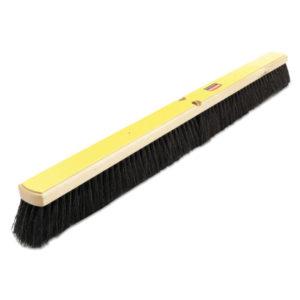 Rubbermaid® Commercial Tampico-Bristle Medium Floor Sweep