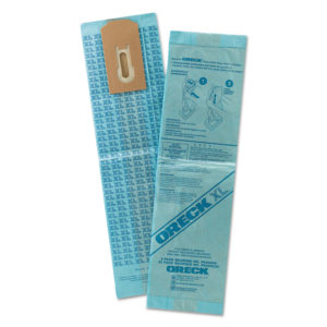 Oreck Commercial Disposable Vacuum Bags
