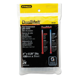 Stanley® Dual Temperature Mini Glue Sticks