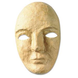Creativity Street® Papier-Mache Mask