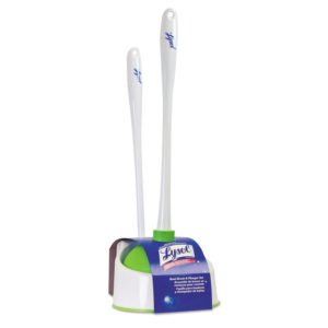 LYSOL® Brand Bowl Brush with Plunger and Caddy
