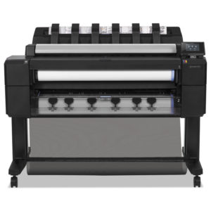 HP Designjet T2530 Multifunction Printer Series