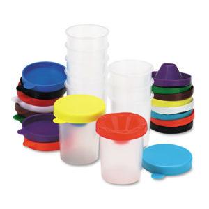 Creativity Street® No-Spill Paint Cups