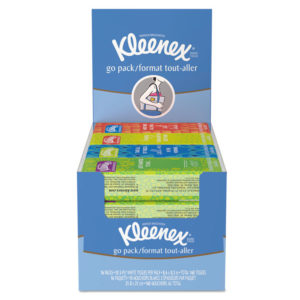 Kleenex® Facial Tissue Pocket Packs
