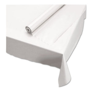 Hoffmaster® Plastic Roll Tablecover