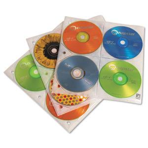 Case Logic® Looseleaf CD Storage Sleeves