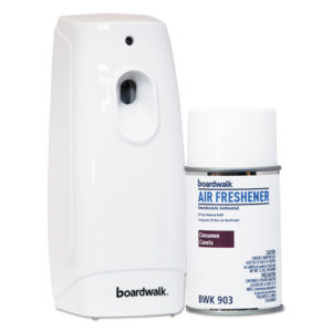 Boardwalk® Air Freshener Dispenser Starter Kit