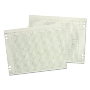 Wilson Jones® Columnar Loose Sheets