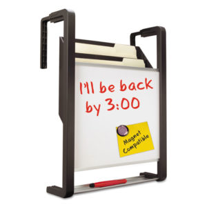 Quartet® Hanging File Pocket with Dry Erase Board