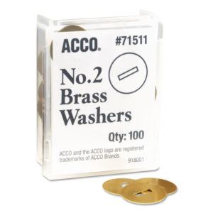 ACCO Washer