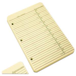 Wilson Jones® Looseleaf Phone/Address Book