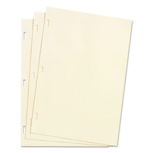 Wilson Jones® Minute Book Refill Ledger Sheets
