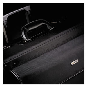Solo Classic Rolling Catalog Case for Laptops to 16""