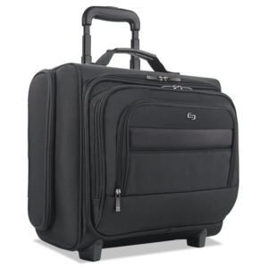 Solo Classic Rolling Overnighter Case
