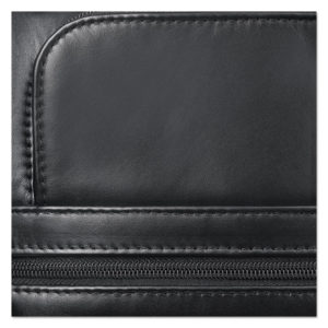 Solo Classic Leather Rolling Case