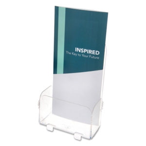 deflecto® Foldem-Up® Literature Holder