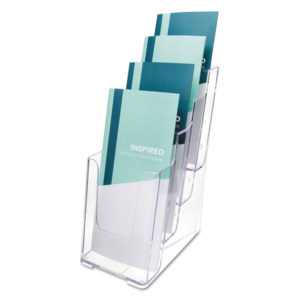deflecto® Multi-Compartment DocuHolder®