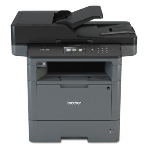 Brother DCP-L5650DN Business Laser Multi-Function Copier with Advanced Duplex and Networking
