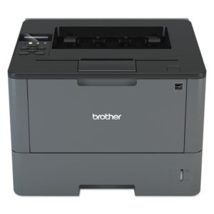 Brother HL-L5200DW Business Laser Printer with Wireless Networking and Duplex Printing