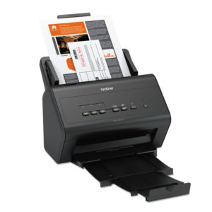 Brother ImageCenter™ ADS-3000N High-Speed Network Document Scanner for Mid to Large Size Workgroups