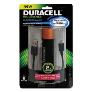 Duracell® Portable Power Bank