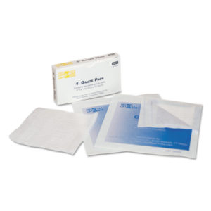 First Aid Only™ Gauze Pads