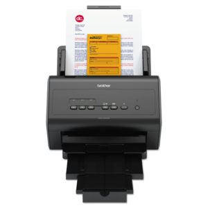 Brother ImageCenter™ ADS-2400N High Speed Network Document Scanner for Mid to Large Size Workgroups