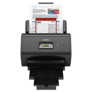 Brother ImageCenter™ ADS-2800W Wireless Document Scanner for Mid to Large Size Workgroups