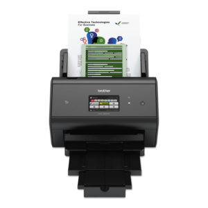 Brother ImageCenter™ ADS-3600W High-Speed Wireless Document Scanner for Mid to Large Size Workgroups