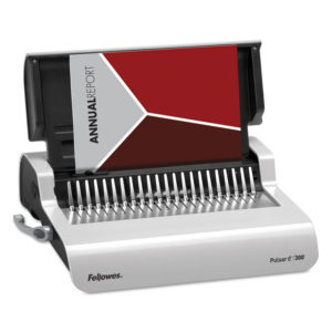 Fellowes® Pulsar™ Comb Binding Systems