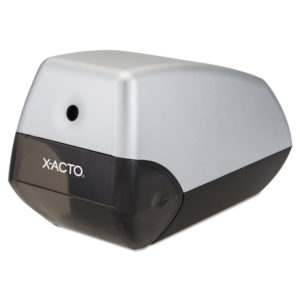 X-ACTO® Helix™ Office Electric Pencil Sharpener