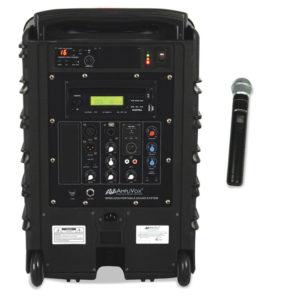 AmpliVox® Titan Wireless Portable PA System